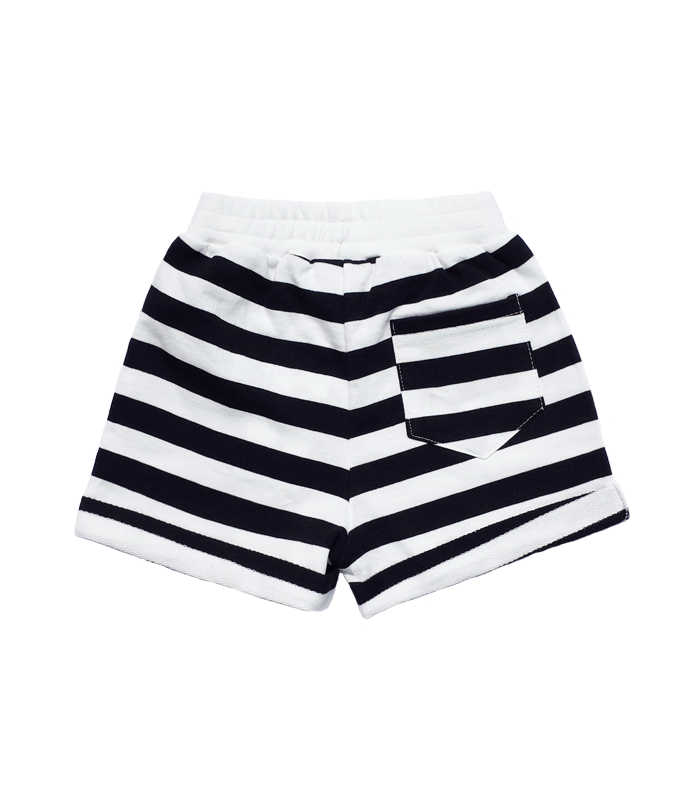 Fish Navy Stripe Short Pants 50%할인가격