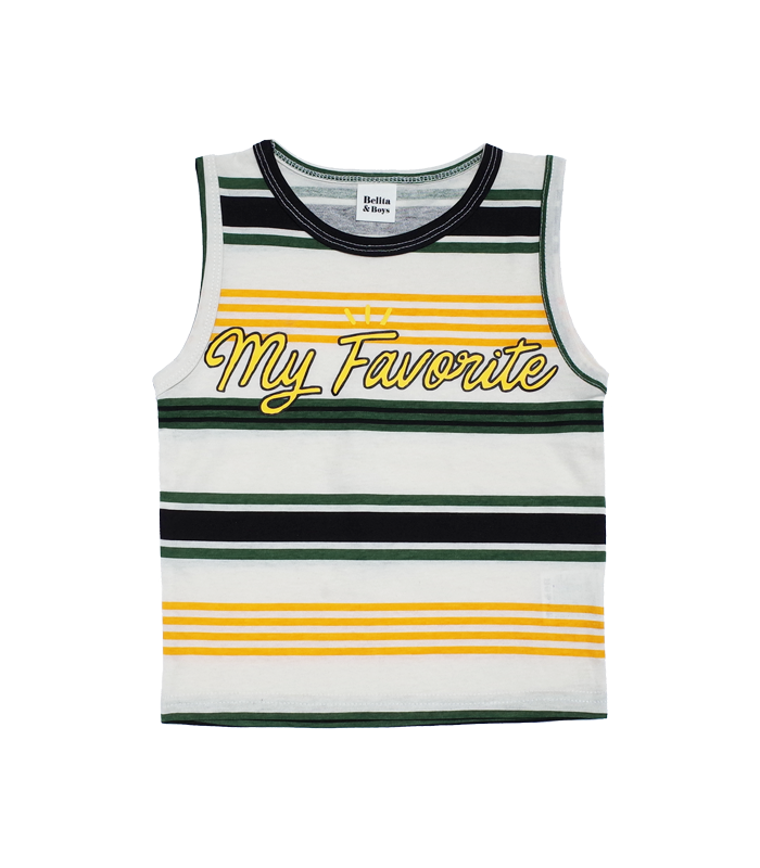 My Favorite Stripe Tank Top 50%할인가격