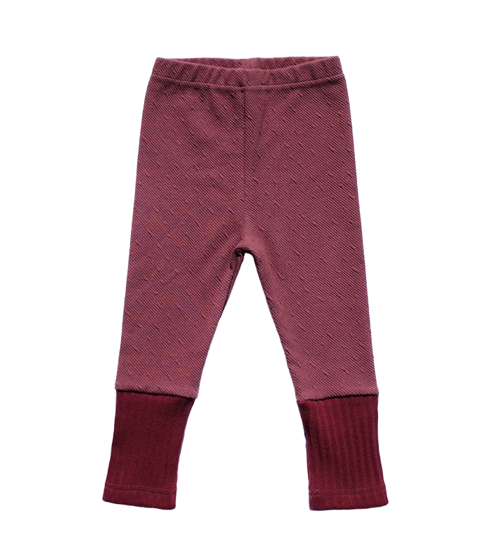 James Red Leggins Pants 50%할인가격