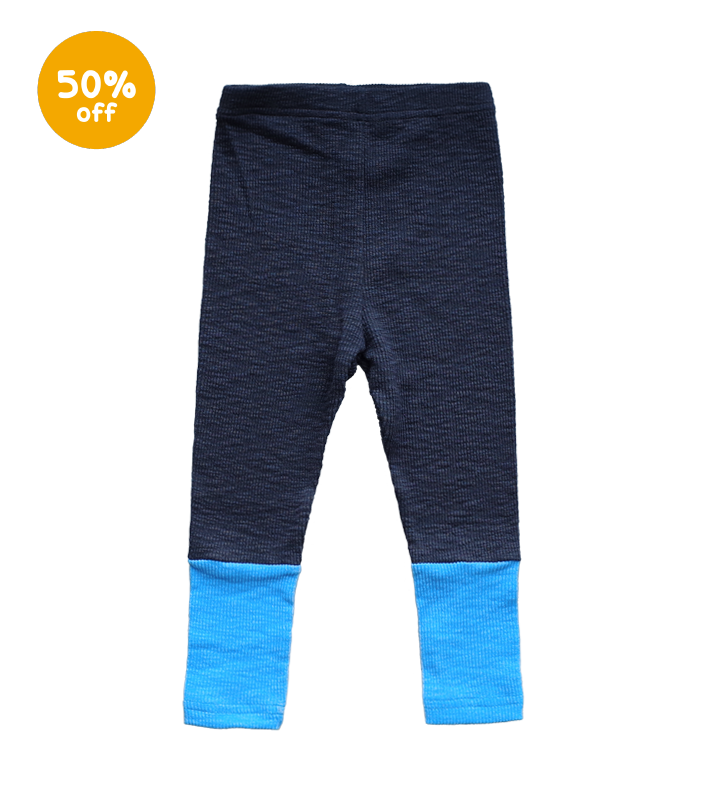 [여름용] Air-conditioner Leggings (Neon blue) 50% 할인