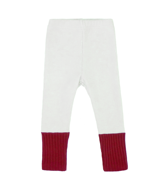 [겨울용] Winter Heat White Leggins Pants 40% SALE