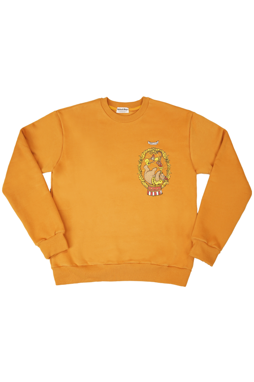 Yellow Circus Sweatshirts (Adult) 50%할인가격