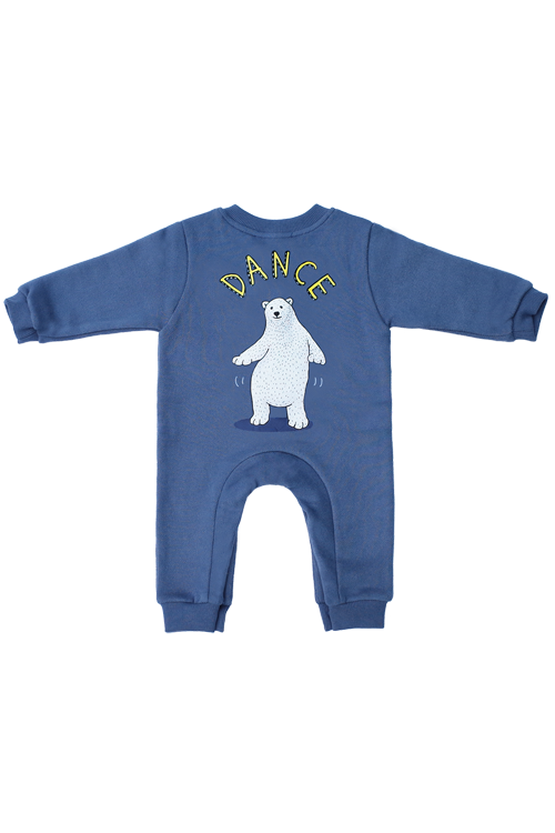 Ice Bear Jumpsuit (Blue) 25%할인가격