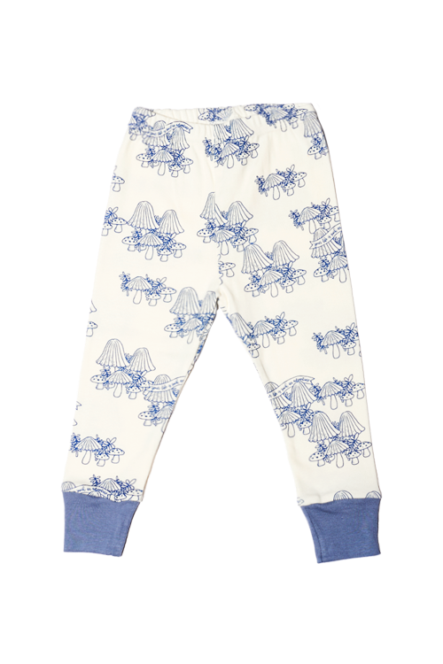 mushrooms blue pants  70%할인가격