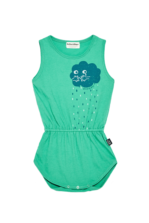 Green Cloud Bodysuit  60%할인가격