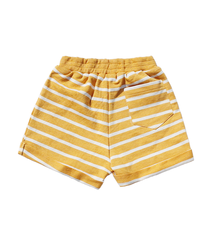 Yellow Stripe Giraffe Short Pant 50%할인가격