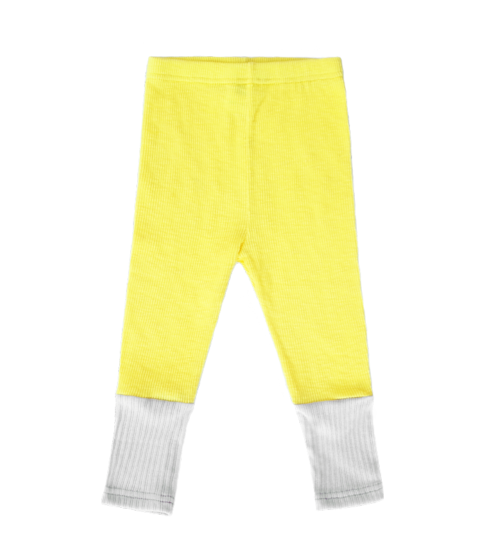 Air-conditioner Leggins Pants Yellow 50%할인가격