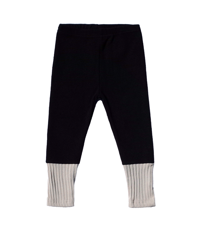 James Black Leggins Pants50%할인가격