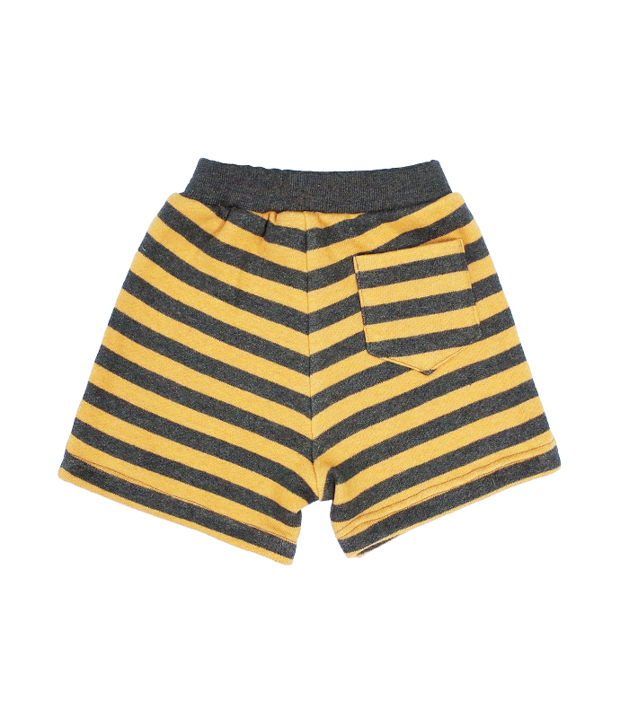 Yellow Rama Stripe Short Pants 60%할인가격