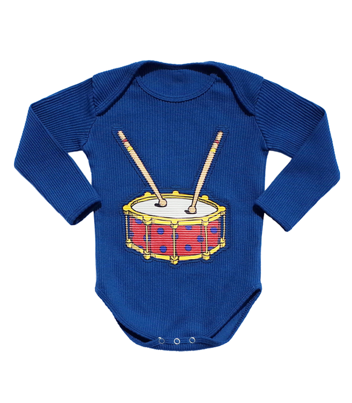 Blue Drum Bodysuit 50%할인가격