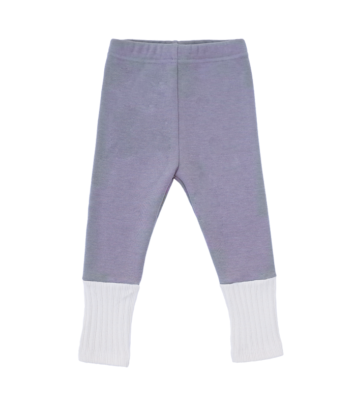 Winter Heat White Grey Leggins Pants 50%할인가격
