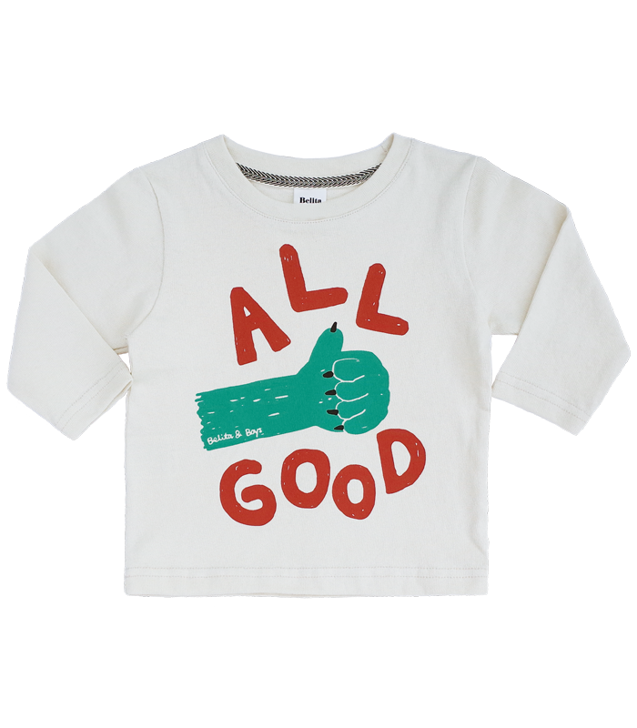 All Good White T-Shirts