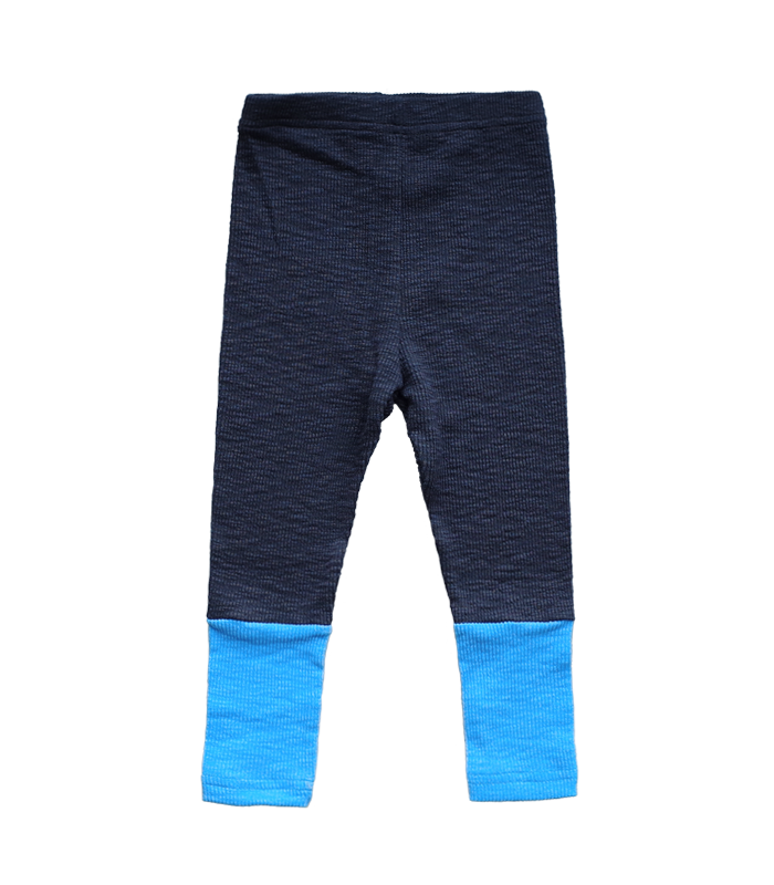 Air-conditioner Leggins Pants (Neon blue)
