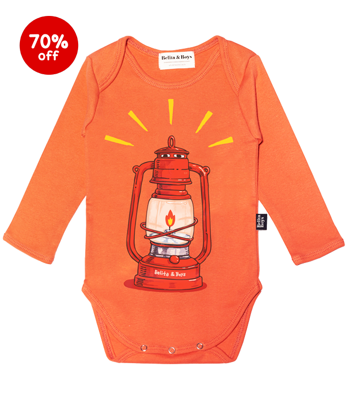 lanternman bodysuit - long sleeve  70%할인가격