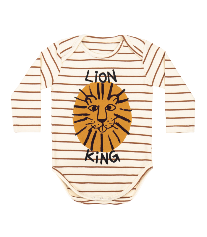 Lion Stripe Bodysuit