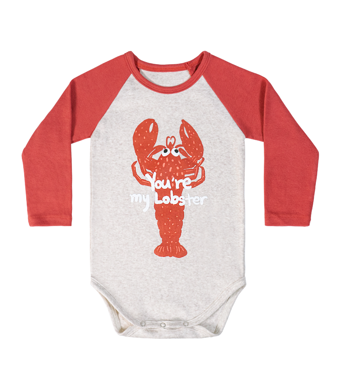 Red Lobster Bodysuit